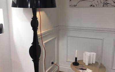 Lampada da terra Demì 270 in offerta | Casastore Outlet arredamento Sali & Giorgi