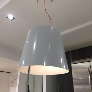 """Lampada sospesa """"Demì Air"""""""