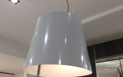 Lampada sospesa Demì Air in offerta | Casastore Outlet arredamento Sali & Giorgi
