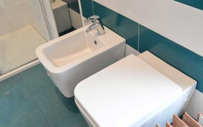 Suspended sanitary ware Advance