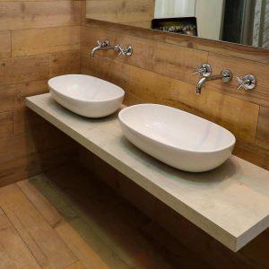 Top e doppio lavabo | Arcom Ak